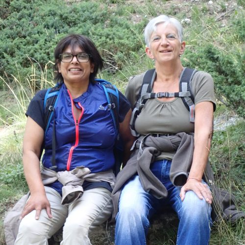 Geetha Et Bernadette