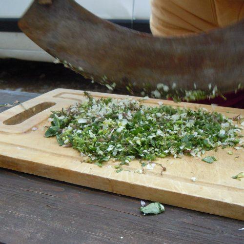 Pesto De Roquette Blanche